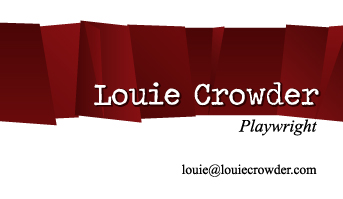 Crowder Business Card