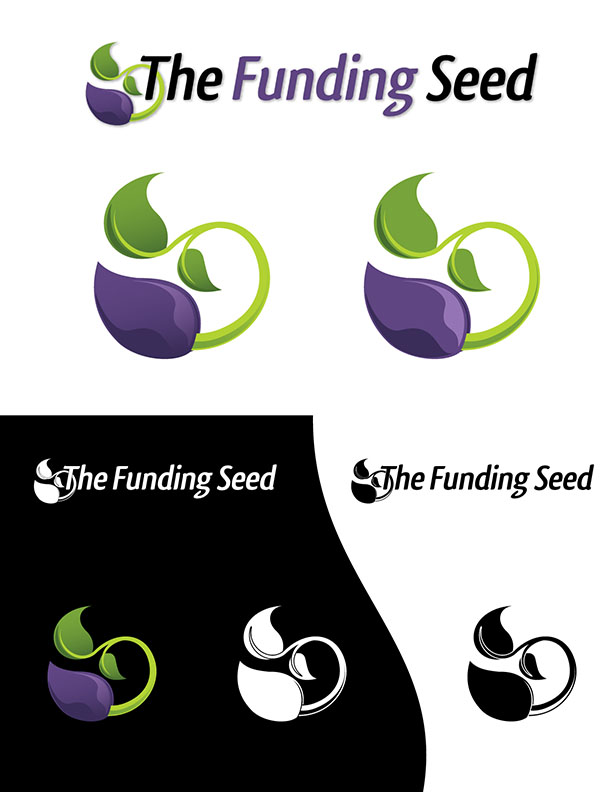 The Funding Seed Logo