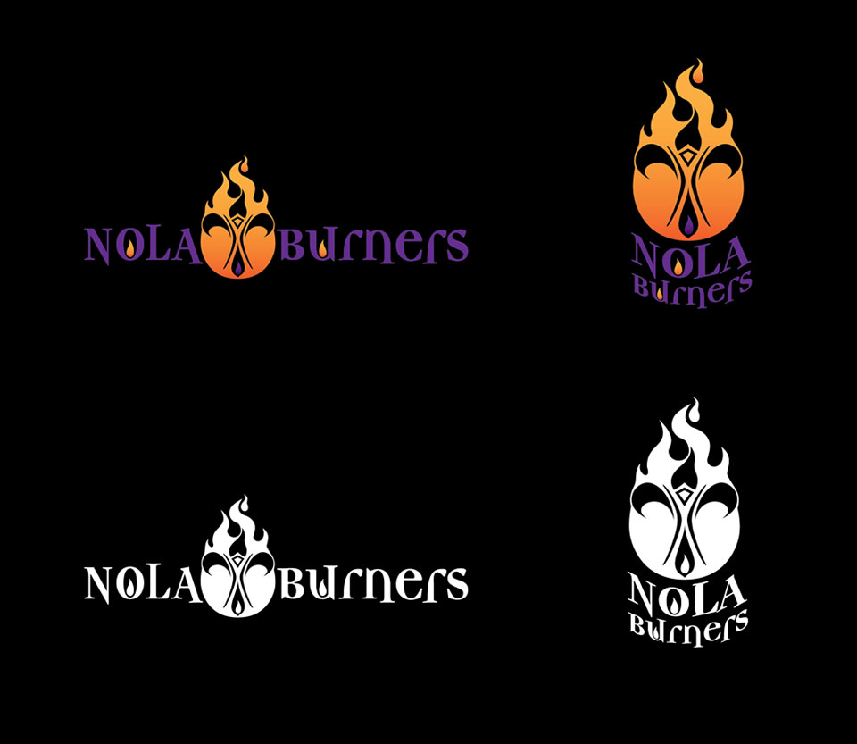 NOLA Burners Logo