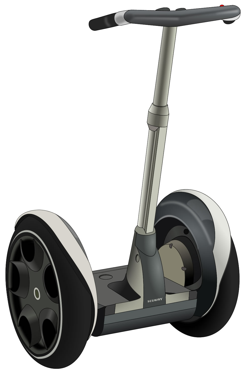 Segway Illustration