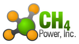 CH4 Power Logo