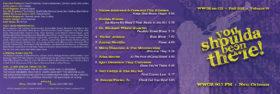 WWOZ CD Jacket & Liner Notes