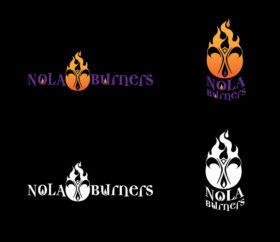 NOLA Burners Logo